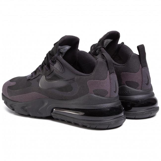 Shoes NIKE Air Max 270 React CI3866 003 BlackOil GreyOil GreyBlack