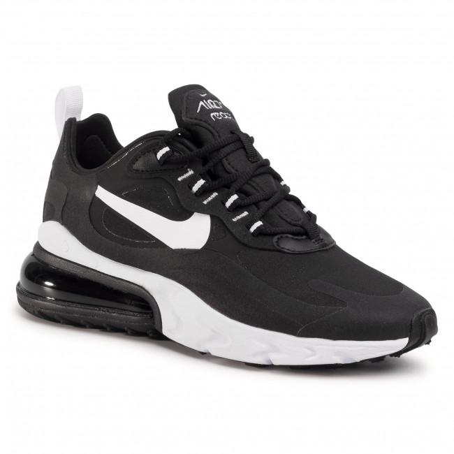 Shoes Nike Air Max 270 React Ci3899 002 Black White Black Black