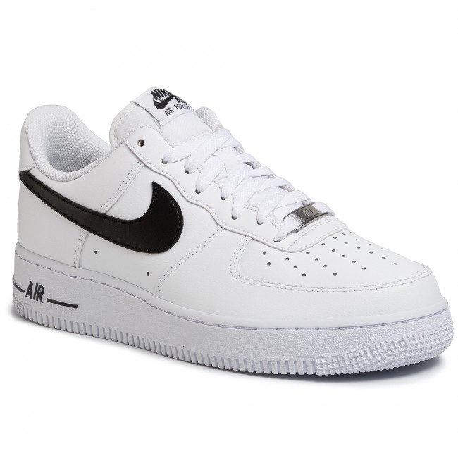 Shoes NIKE - Air Force 1'07 An20 CJ0952 100 White/Black