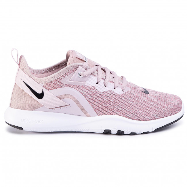 Shoes Nike Flex Trainer 9 Aq7491 200 Stone Mauve Black Barely Rose Fitness Sports Shoes Women S Shoes Efootwear Eu