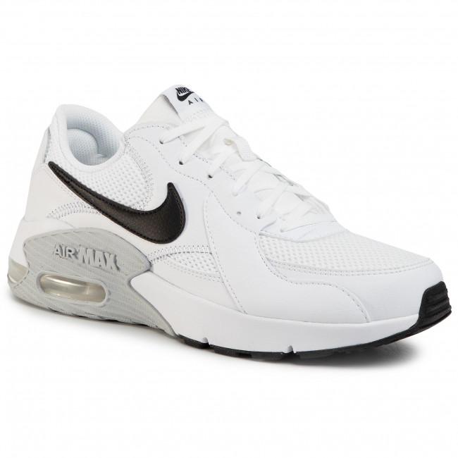 Shoes NIKE - Air Max Excee CD4165 100 White/Black/Pure Platinum ...