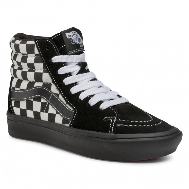 Trainers VANS - Comfycush Sk8-Hi VN0A3WMB17Q1 (Mixed Media) Antquewhtblk