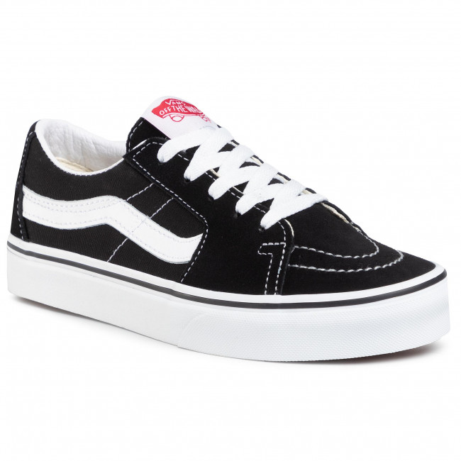 Plimsolls VANS Sk8 Low VN0A4UUK6BT1 BlackTrue White