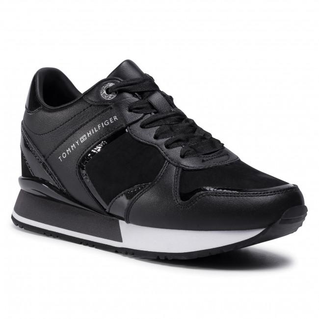 Dressy Wedge Mat Mix Sneaker FW0FW05239