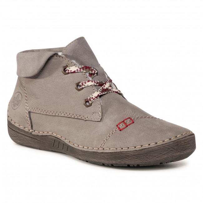 Ankle boots RIEKER - 52524-41 Grau