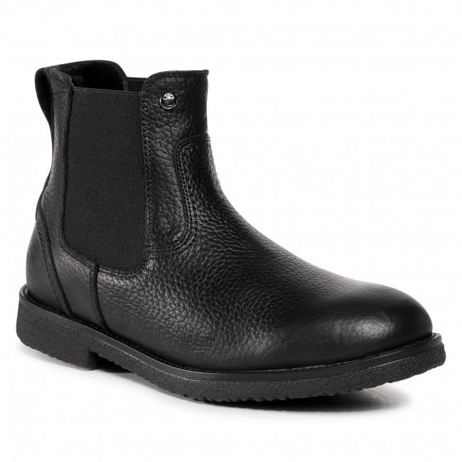 Chelsea boots PANAMA JACK - Garnock Igloo C6 Black