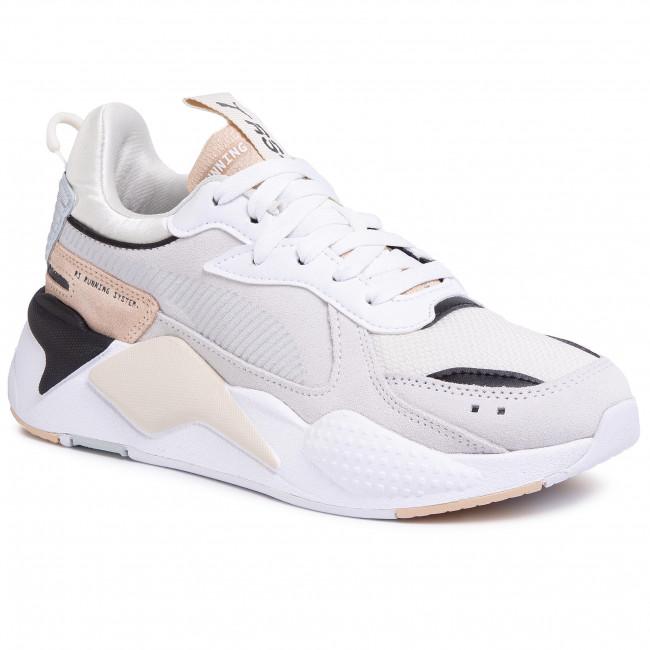 Sneakers PUMA - Rs-X Reinvent Wn's 371008 05 Puma White/Natural Vachetta