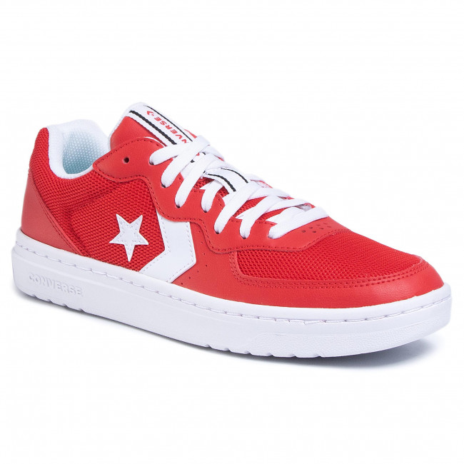 Sneakers CONVERSE - Rival Ox 167529C University Red/White/White