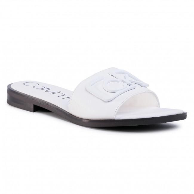 Slides CALVIN KLEIN - Ty B4E8842 White