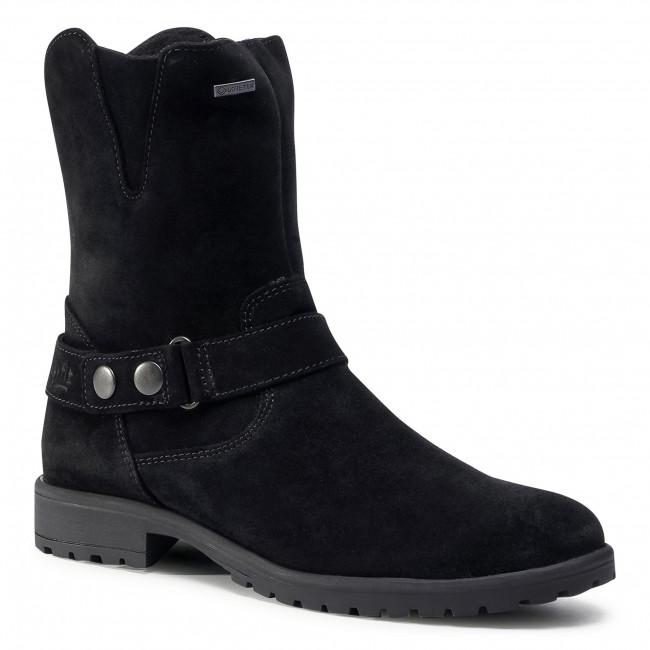 Knee High Boots SUPERFIT - GORE-TEX 1-006173-0000 S Schwarz