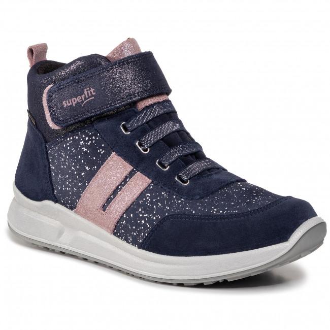 Boots SUPERFIT - GORE-TEX 1-009184-8000 D Blau/Lila