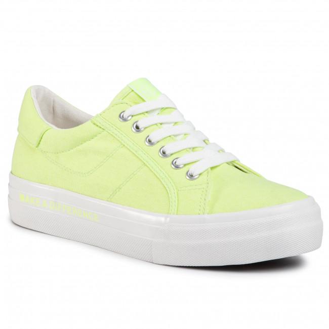 Lime Neon/Word 740 - Sneakers