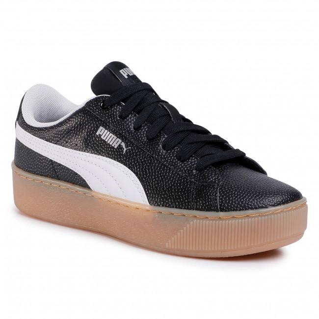 Sneakers PUMA - Vikky Platform Vt 366805 02 Puma Black/Puma White