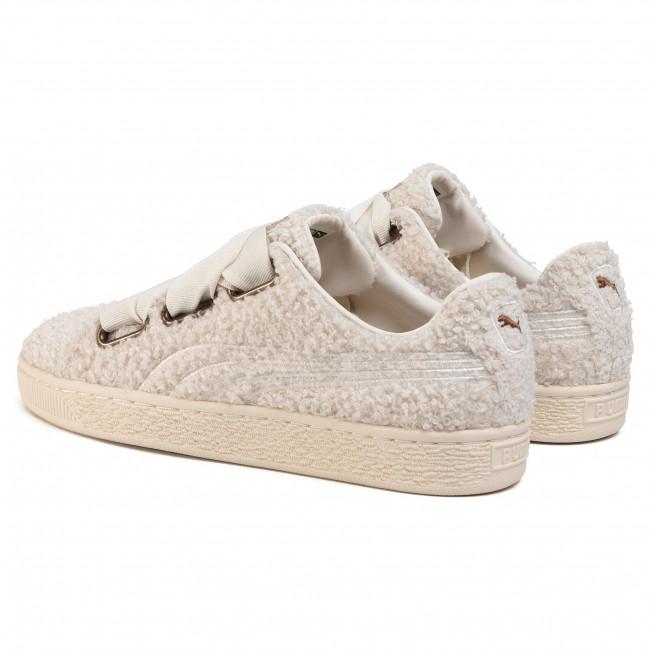 Sneakers PUMA - Basket Heart Teddy Wn's