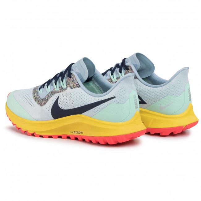 Shoes NIKE Air Zoom Pegasus 36 Trail AR5676 401 AuraBlackened Blue