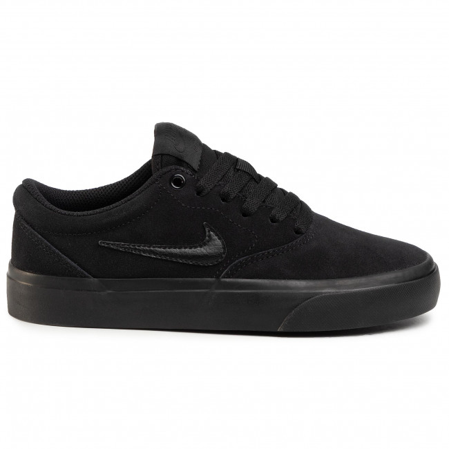 Shoes NIKE - Sb Charge Suede (Gs) CT3112 001 Black/Black/Black