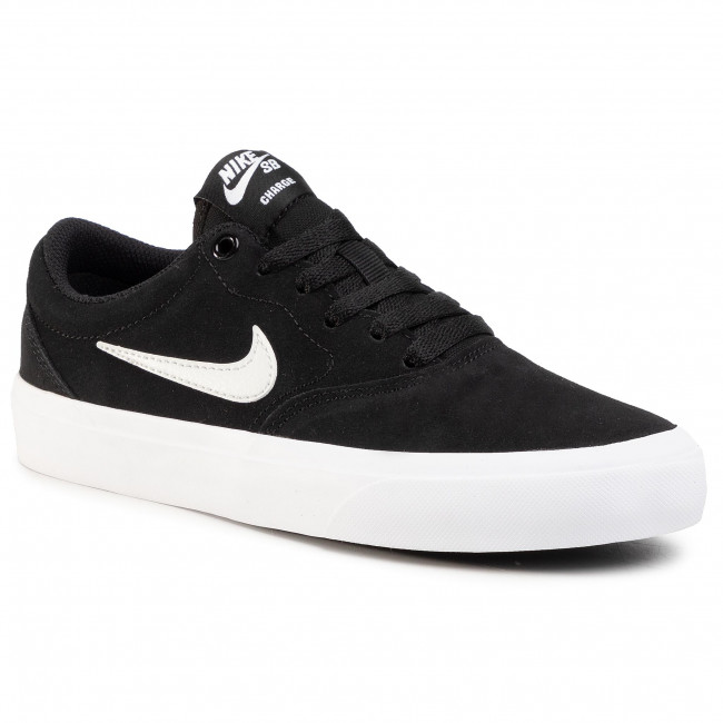 Shoes NIKE - Sb Charge Suede (Gs) CT3112 002 Black/Photon Dust/Black/Black