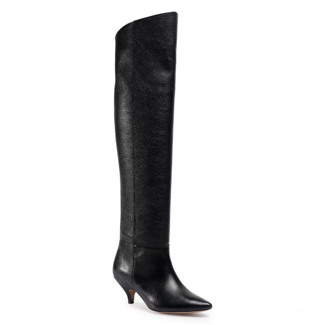Over-Knee Boots L37 - Do It Right SS11 Black