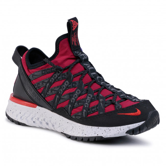 Shoes NIKE Acg React Terra Gobe BV6344 601 Noble RedHabanero Red