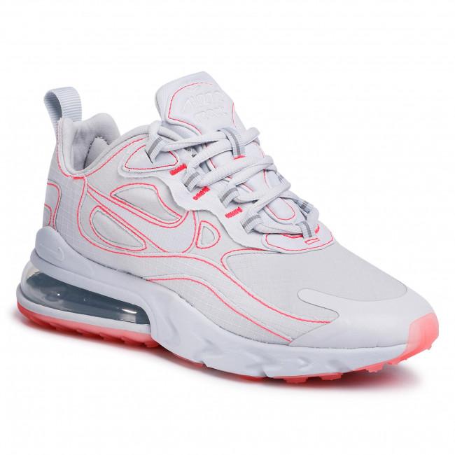 tono Bienes diversos ético  Shoes NIKE - Air Max 270 React Sp CQ6549 100 White/White/Flash Crimson -  Sneakers - Low shoes - Women's shoes | efootwear.eu