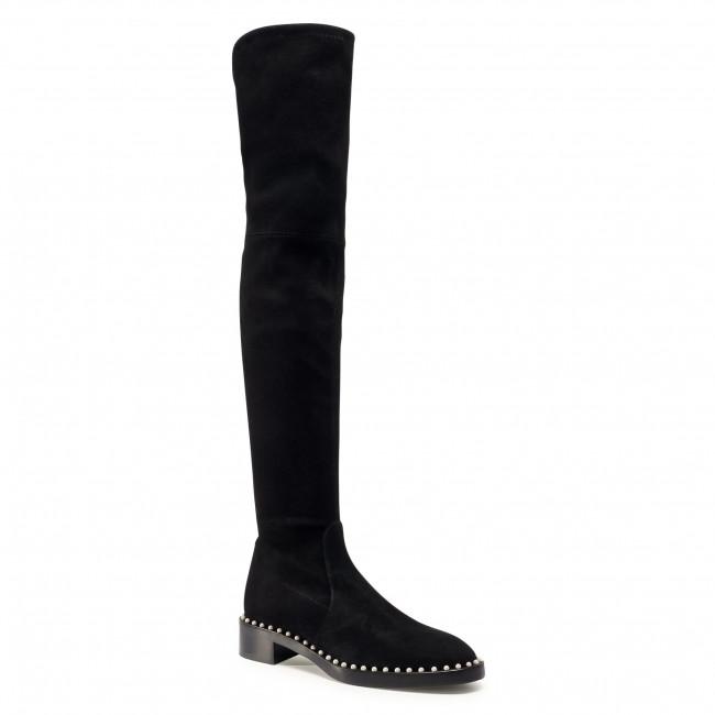 Over-Knee Boots STUART WEITZMAN - Lowland Pearl S4012 Black