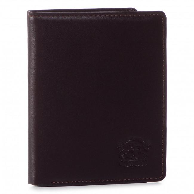Large Men's Wallet STEFANIA - 008M/CIE Brąz