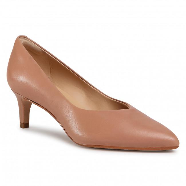Stilettos CLARKS - Laina55 Court2 261548264  Praline Leather