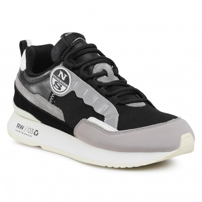 Trainers NORTH SAILS - RW/03 Frost 040 Black/Gray