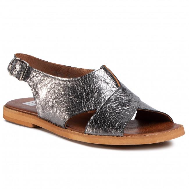 Sandals NESSI - 18373 Srebro 814