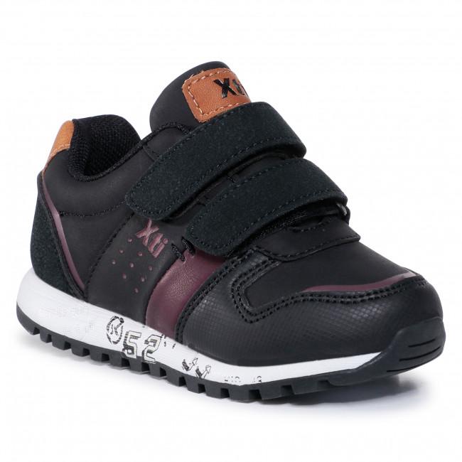 Trainers XTI - 57323 Negro - Velcro