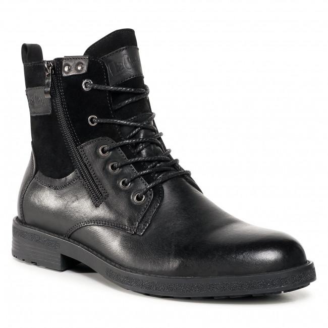 Knee High Boots LEE COOPER - LCJ-20-33-151A Black