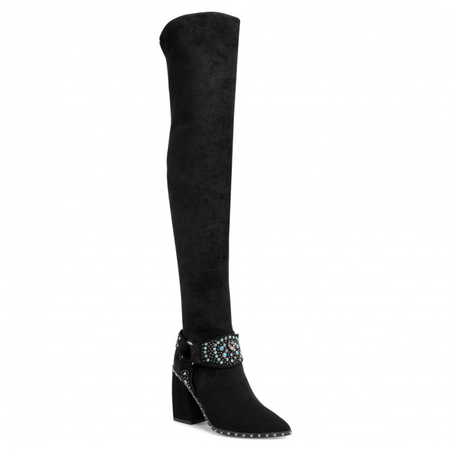 Over-Knee Boots ALMA EN PENA - I20113 Siena Black