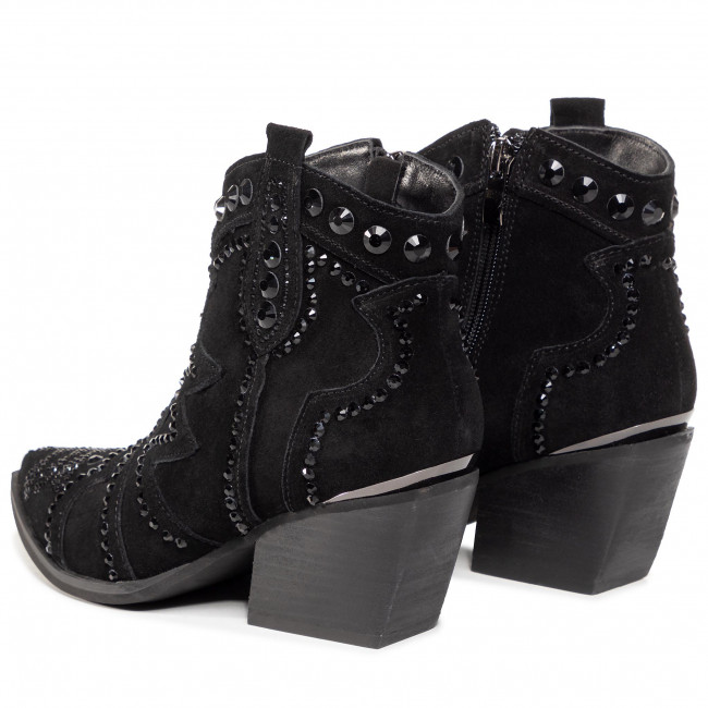 perrito Adversario Crítica  Ankle boots ALMA EN PENA - I20268 Crosta Black - Boots - High boots and  others - Women's shoes | efootwear.eu