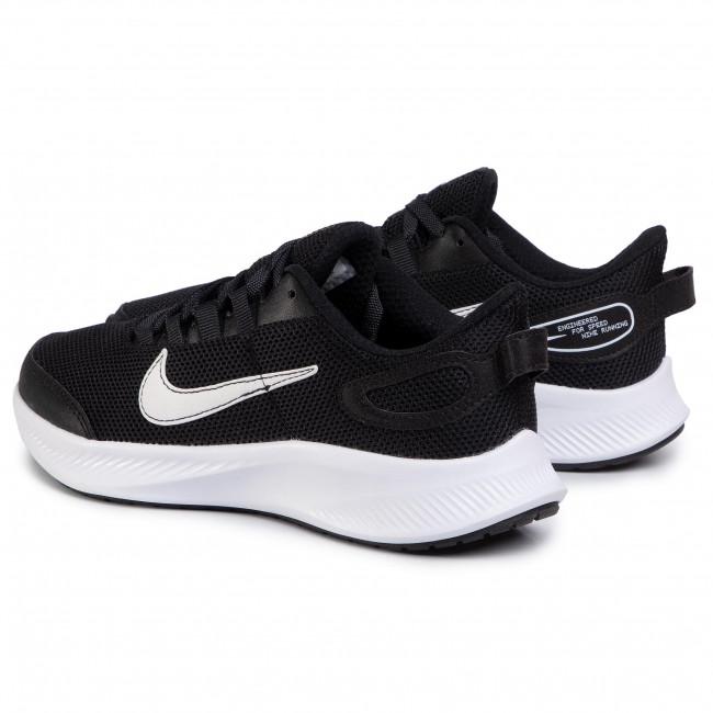 Shoes NIKE Runallday 2 CD0224 004 BlackWhiteIron Grey