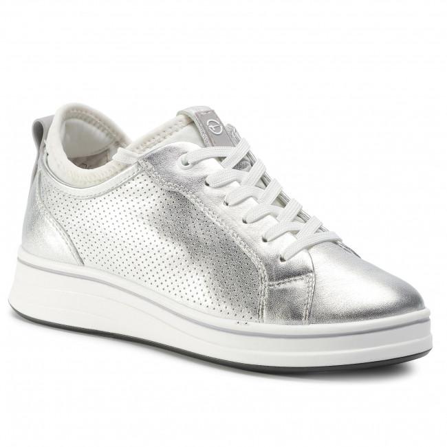 Sneakers TAMARIS 1 23716 24 SilverWhite 950