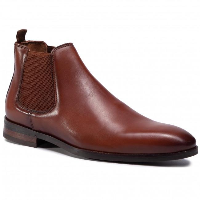 Chelsea boots SALAMANDER - Relos 31-64203-07 Cognac