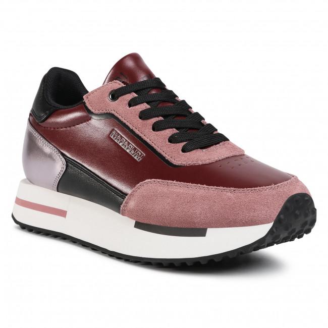 Trainers NAPAPIJRI - Hazel NP0A4F2NP Pink Old Rose 811
