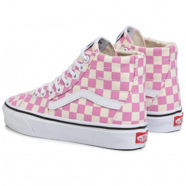 Sneakers VANS SK8 Hi Tapered VN0A4U16XHV1 (Checkerboard)Fchsapktrwt