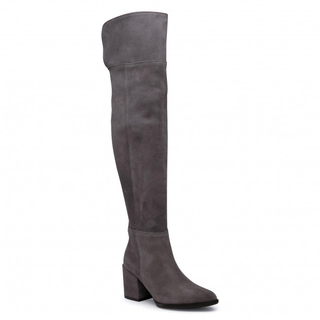 Over-Knee Boots OLEKSY - 716/166 Grey