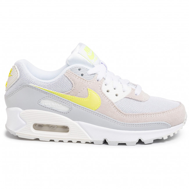 Shoes NIKE Air Max 90 CW2650 100 WhiteLemon Venom