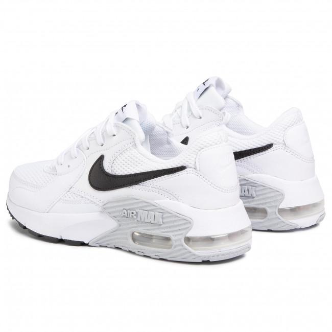 Shoes NIKE Air Max Excee CD5432 101 WhiteBlackPure Platinum