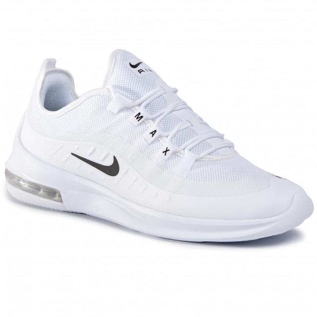 promoción especial último vendedor caliente amplia selección de colores Shoes NIKE - Air Max Axis AA2146 100 White/Black - Sneakers - Low shoes -  Men's shoes | efootwear.eu