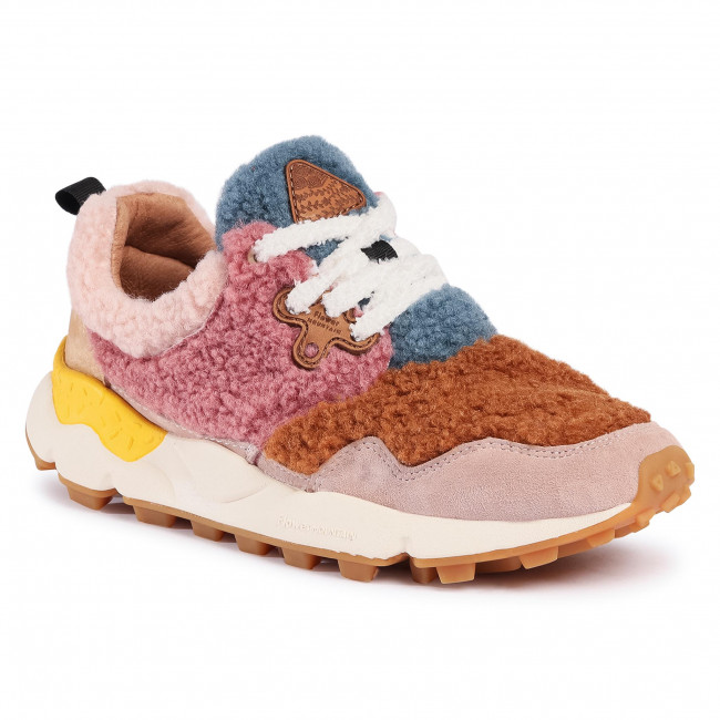 Trainers FLOWER MOUNTAIN - Pampas Woman
