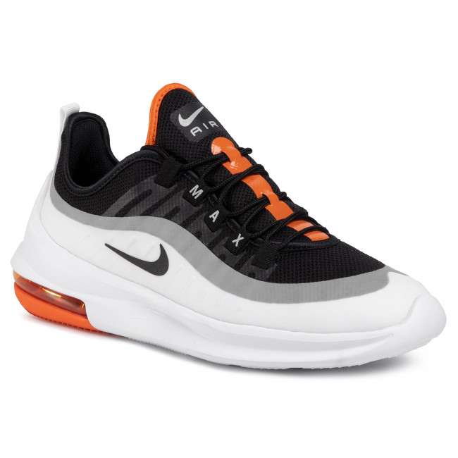 Locker stretch seller  Shoes NIKE - Air Max Axis AA2146 017 Black/Black/White/Magma Orange -  Sneakers - Low shoes - Men's shoes | efootwear.eu