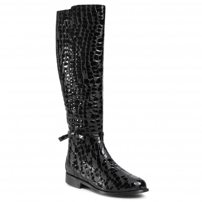 Knee High Boots MACCIONI - 964.435.371 Black