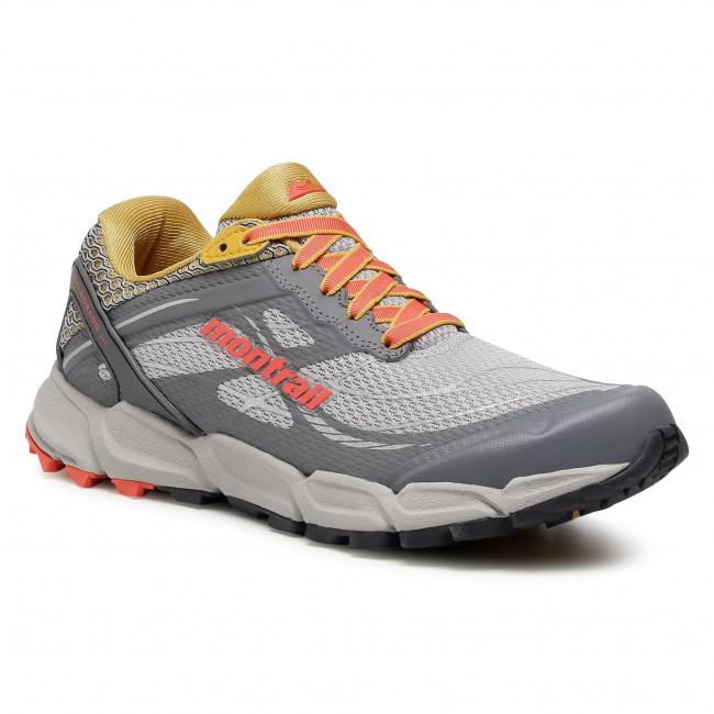 Footwear COLUMBIA - Caldorado III BM1913 Slate Grey/Corange 098