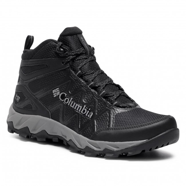 Trekker Boots COLUMBIA - Peakfreak X2 Mid Outdry BM0828 Black/Dark Pewter 012