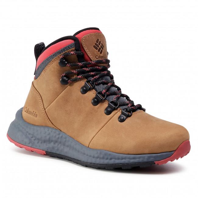 Trekker Boots COLUMBIA - Sh/Ft Wp Hiker BL0818 Elk/Daredevil 286