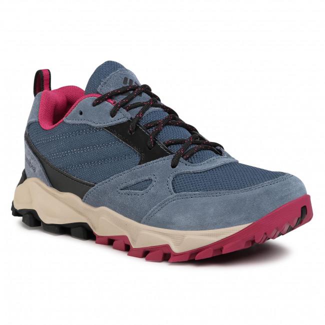 Trekker Boots COLUMBIA - Ivo Trail BL0825 Zinc/Dark Fuch 492