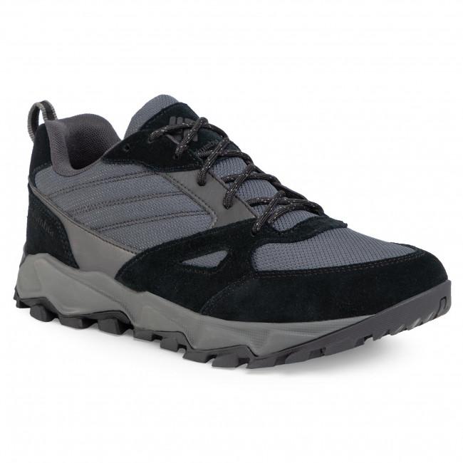Trekker Boots COLUMBIA - Ivo Trail Wp BM0122 Shark/Titanium II 011